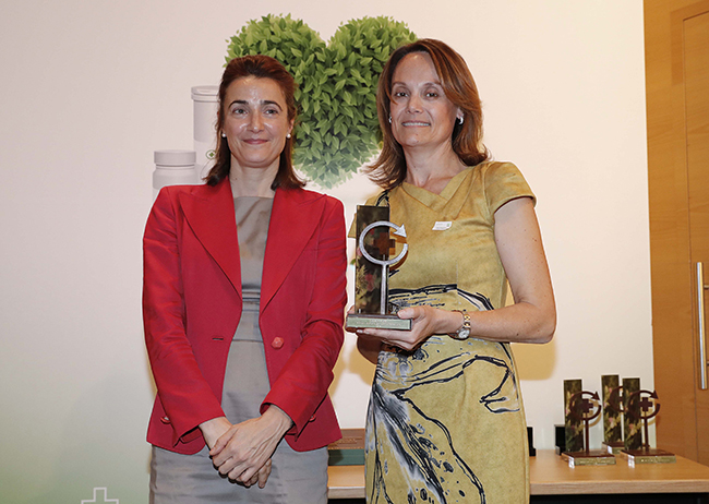 15º Aniversario de los Puntos SIGRE. Ministerio de Medio Ambiente. Foto: D. Sinova