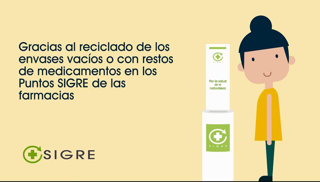 65293ae58 La farmacia dice adiós a la bolsa de plástico gratuita · Blog_2 · Qué se  consigue al reciclar en el Punto SIGRE