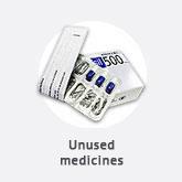 Medicamentos que no necesites