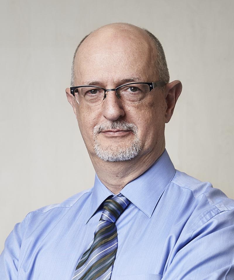 Rafael García - Director Financiero y RRHH