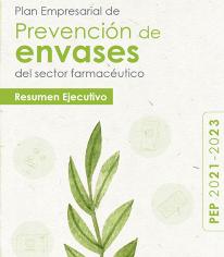 Disponible Resumen Ejecutivo del Plan Empresarial de Prevención de Envases 2021-2023